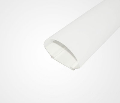 extrusions led channel diffuser