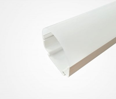 extruded diffuser for led strip light