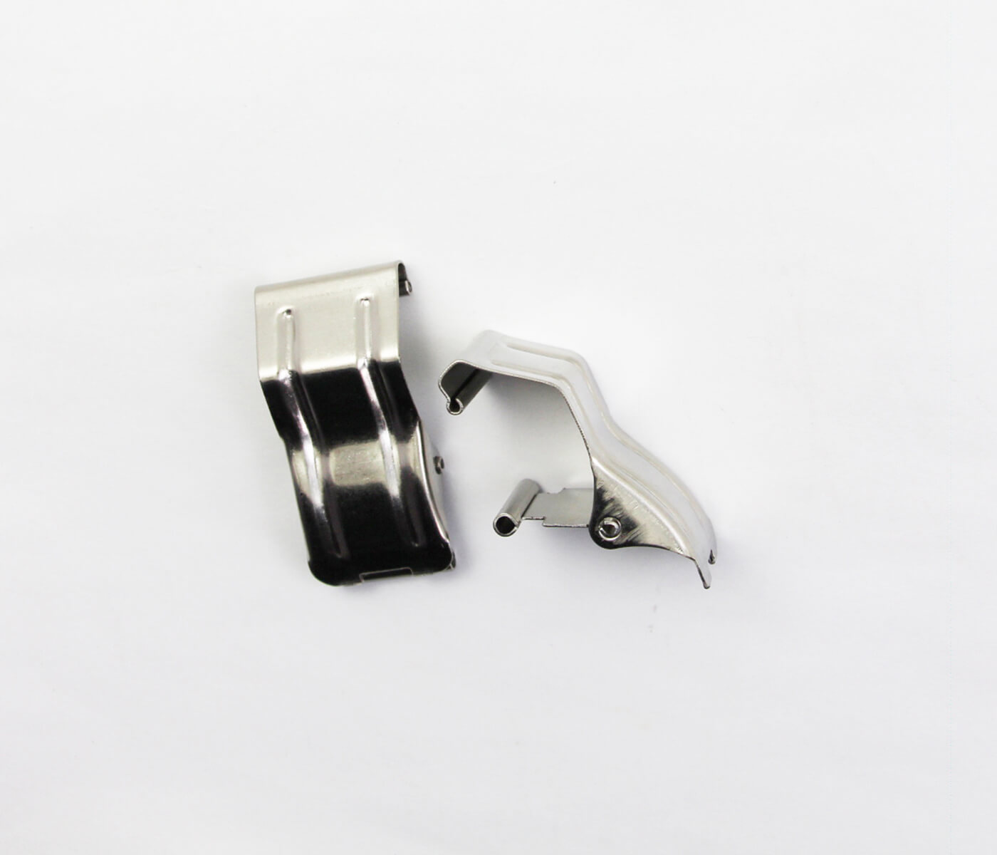 stainless steel clip for vapor tight linear fixture