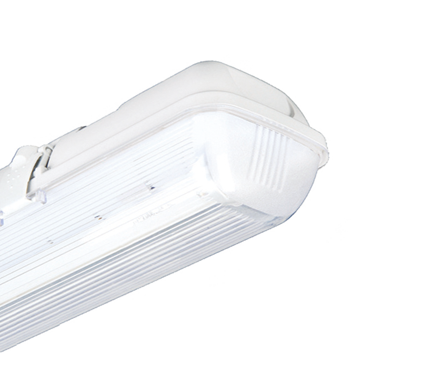 industrial fluorescent light