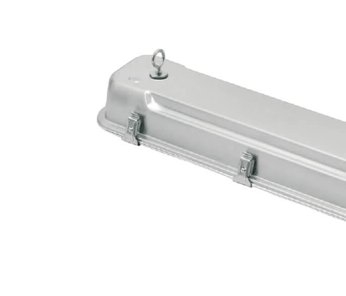 corrosion resistant vapor tight light